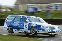 1994, Jan Lammers  Volvo 850 Estate BTCC - Motorsports archives