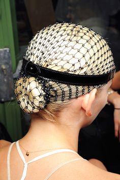 More head gear: Jean Paul Gaultier