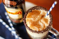 Kahlúa French Vanilla Root Beer Float Recipe