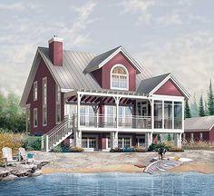 77 best beach house plans images coastal house plans small house rh pinterest com