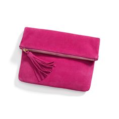 Stitch Fix Summer Styles: Colorful Clutch