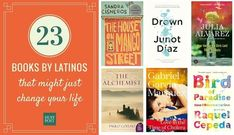 23 Books By Latinos That Might Just Change Your Life