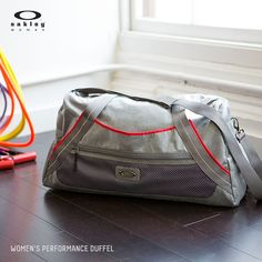 7ae913faae Performance Duffel bat that can handle your workout gear and post workout  needs. Perfect gym
