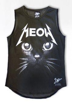 He encontrado este interesante anuncio de Etsy en https://www.etsy.com/es/listing/155817745/women-black-tank-top-black-cat-print