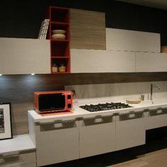 cucina moderna noemi lineare scontata del 50 approfitta subito dellofferta in outlet