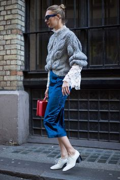 It's getting cold in here: here's 30 winter outfit ideas to get you started - Vogue Australia