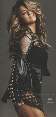 Ally Brooke for Cosmopolitan magazine