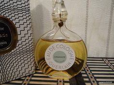 Guerlain Chamade 100ml. Cologne Vintage by MyScent on Etsy