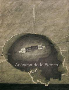 Galguería : Circulación Interior. Author : Anónimo de la Piedra