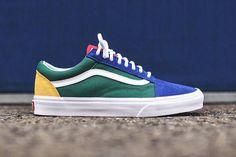 af9388b1f2d736 vans yacht club footwear pack old skool slip on skateboarding shoes sneakers  kith  sneakersmens Shoe