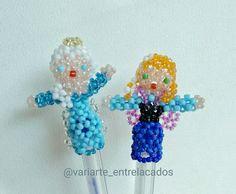Rainha Elsa e princesa Anna ❄🌷