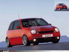 VW Lupo by danynch on DeviantArt