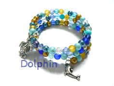 Dolphin Wrap Bracelet Kit