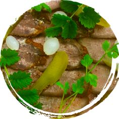Veal Tongue Pastrami - what a fabulous take on a traditional charcuterie dish. Thank you to Beast Master Paul Baker. Venison, Charcuterie, Beef Recipes, Beast, Artisan, Traditional, Dishes, Food, Deer Meat