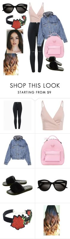 """I have the hiccups"" by marndt433 on Polyvore featuring Fear of God, Versace and WithChic"