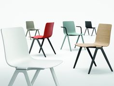 A-Chair by Jehs+Laub for Davis Furniture - Davis Furniture, Office Furniture, Lobby Furniture, Office Chairs, Dining Chair Pads, Dining Chairs, Sofas, Luxury Chairs, Contract Furniture