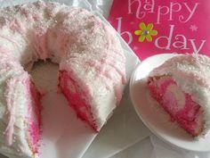 Pastel Rosado de Camouflage idea para celebrar los Sweet Sixteen via #QueRicaVida #nomnom