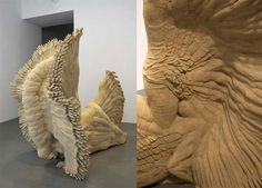 Katie Grinnan - Yoga is about fluidity and movements, which is why artist Katie Grinnan created a sculpture that reflects the flexibility and dynamism of the activ...