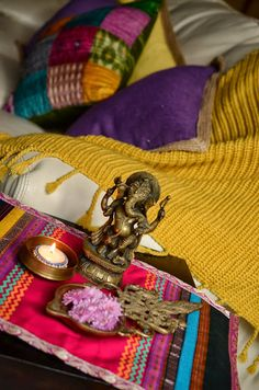 Aalayam - Colors, Cuisines and Cultures Inspired!: Diwali home decor inspirations - An Aalayam special!