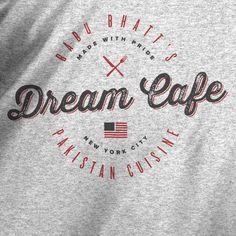 The Dream Cafe T-Shirt - Babu Bhatt Seinfeld Shirt - Small - XXL - Mens & Womens