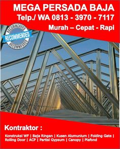 kanopi baja ringan taso 9 best atap harga sukoharjo telp wa 081339707117