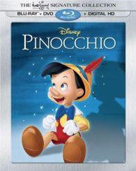 Pinocchio (Blu-ray) Temporary cover art