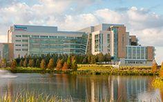 Nemours Children's Health System; In Jacksonville Fl.  Where Hannah received chemo.