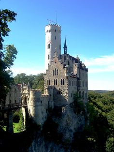 Why have I not been to Lichtenstein Castle in Germany?