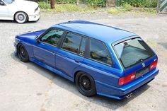 The Unicorn, Custom Built BMW e30 M3 Touring with Euro e36 M3 motor swap more