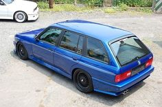 The Unicorn, Custom Built BMW e30 M3 Touring with Euro e36 M3 motor swap more