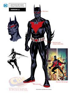 Images for : First Look at DC Rebirth Designs For Bizarro, Red Robin, Batman Beyond & Red Robin Batman, Batman E Superman, Batman Art, Batman Cowl, Damian Wayne, Marvel Dc Comics, Comic Books Art, Comic Art, Book Art