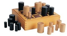 Gobblet - Memory Fun Wooden Strategy Game-Test your memory and appetite for laughs with this easy to learn and quick game of strategy. Gobblet plays like Tic-Tac-Toe but with strategy and memory mixed in. This all wooden board game takes just seconds Best Games, Fun Games, Games To Play, Group Games For Kids, Family Games, Orange Games, Wooden Board Games, Game Boards, Wood Games
