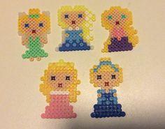 Blonde princesses