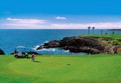 Amarilla Golf hole 5