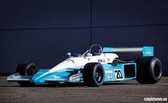 1975 BRM V-12 Formula One Racing Car