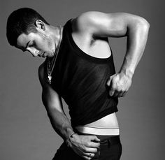 Nick Jonas Drops Pants, Grabs Crotch, Flashes Butt Crack in New Pics   Cambio