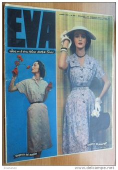 RIVISTA EVA N° 22 DEL 31 MAGGIO 1952