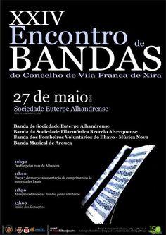 XXIV ENCONTRO DE BANDAS do Concelho de Vila Franca de Xira
