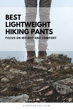 Best lightweight hiking pants of 2019 - HikeHeaven Hiking Pants, Hiking Gear, Hiking Backpack, Hiking Trails, Hiking Outfits, Camping Needs, Love Fest, Meeting New Friends, 4 Kids