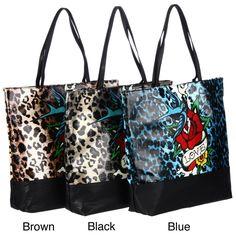 23eae2bfa68 Ed Hardy  Animal Kingdom Julie  Tote is even calling my name! Handbags  Online