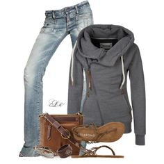 """""""Relaxed Nights"""" by tmlstyle on Polyvore"""