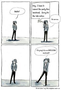 Introvert Comics