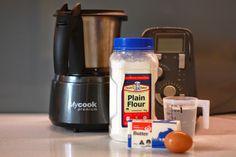 Ingredients to make Shortcrust pastry