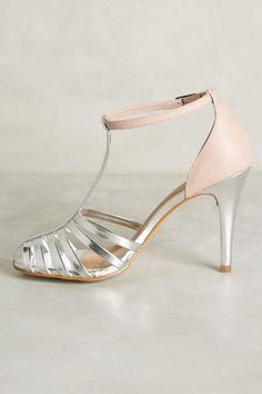 Raphaella Booz Dusk T-Strap Heels - anthropologie.com #anthroregistry