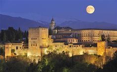 guide to visiting Alhambra de Granada Spain