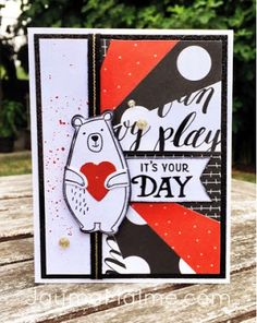 Playing with Paper: CTMH Scrapbooks, Cards & DIY: Red, White, and Anything But Blue Blog Hop + Proce...