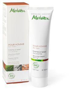 Melvita Men's Shaving Cream