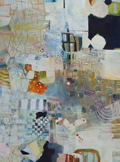 Josette Urso Camelia, 2014 oil on canvas 48 x 36 in