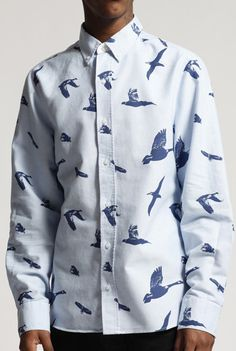 Tweet Oxford shirt
