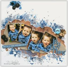 Click VISIT above for more options #Scrapbookingideas #easyScrapbooking #easyscrapbookinglayout